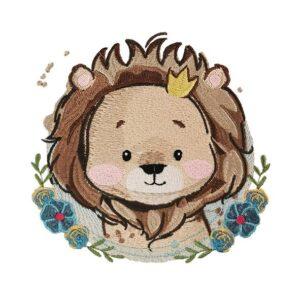 "Löwe ""Leo"" - StickZebra"