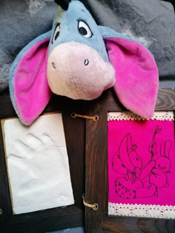Adventskalender Tag 14 -BABY- - StickZebra