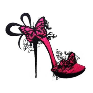 High Heels - StickZebra