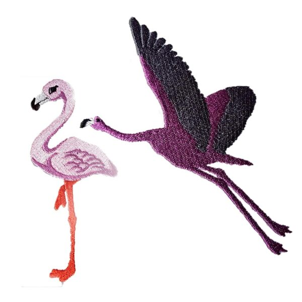 Flamingo Set - StickZebra
