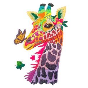 Giraffe Safari - StickZebra
