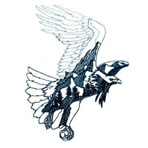 Adler - StickZebra