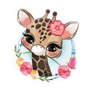 """Giraffe """"Ella"""" - StickZebra"""