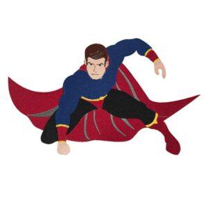 Superheld - StickZebra