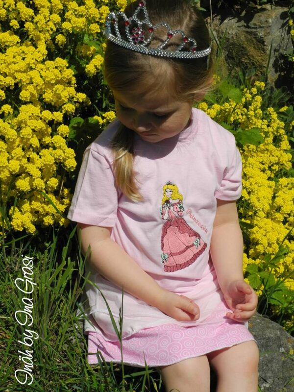 "Prinzessin ""Rosalie"" - StickZebra"