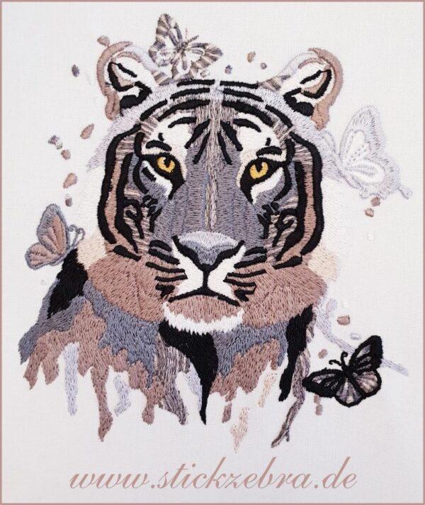 Tiger - StickZebra