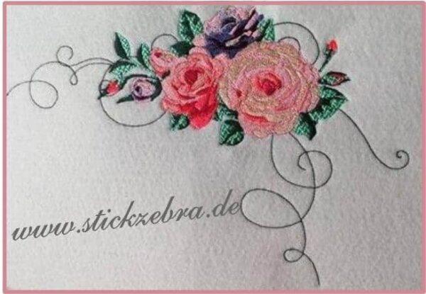 Rosenranke - StickZebra