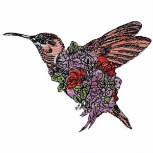 Paradies Kolibri - StickZebra